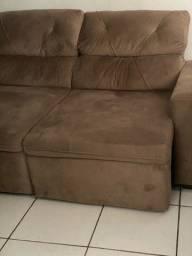 Sofa reclinável