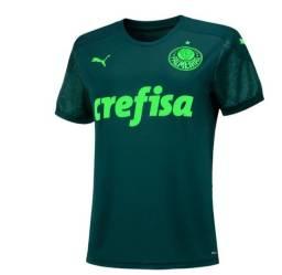 Camisa Feminina Palmeiras III