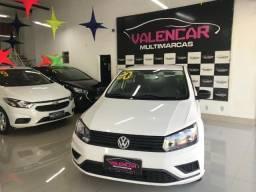 VW Voyage MSI 1.6 Manual 2020 IPVA 2021 Pago e Primeira Parcela Para 90 Dias