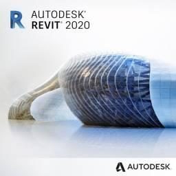 Autodesk Revit 2020 Licença Vitalícia - Português