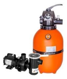 Título do anúncio: Bomba Nautilus 1/3 CV com Filtro