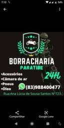 Borracharia móvel
