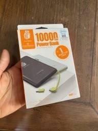 Carregador Portatil Powerbank Pineng 10000