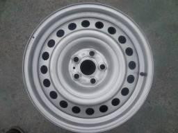 Roda Amarok aro 18 aço original por R$600,00 CADA