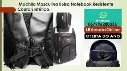 Mochila Bolsa Alças Reforçada Impermeável Notebook Grandeoff