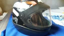 Vendo capacete samarinho