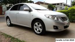 Vd/Tr Corolla Xei flex 2010 c/ 75.000 km (Impecável) - 2010