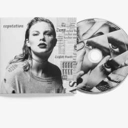 Taylor Swift- CD Reputation