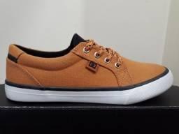 4ae46c9cc3 Tênis Dc Shoes Council Mid Tan Caramelo - 38 Original- Barato