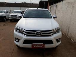 Toyota/ hilux cd 4x4 srx at - 2016