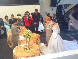 Juiz de Paz Eclesiástico e Celebrante de Casamento