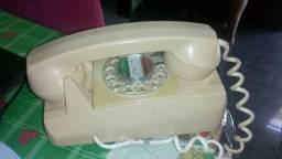 Telefone de parede retrô