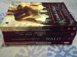 Livros semi-novos