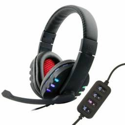 Headset gamer B10 ps2 ps3 PC Notebok (entrega gratis)