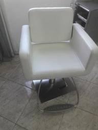 Cadeira de cabelereiro ferrante