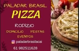 Pizzas para Festas e Eventos