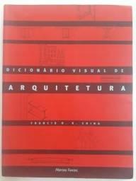 Livros de Arquitetura em bom estado de conservação
