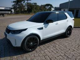 Land Rover Discovery HSE, 2018, Branco, 4x4. Completíssima! R0607 - 2018