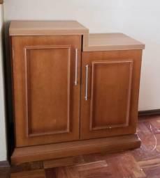 Balcões de madeira e mdf 18mm