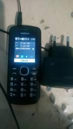 Vendo celular antigo nokia funcionando$40