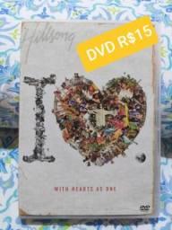 CDs e DVDs Hillsong United