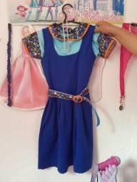 Vestido das Chiquititas