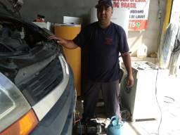 Caminhão frigorífico assistência técnica
