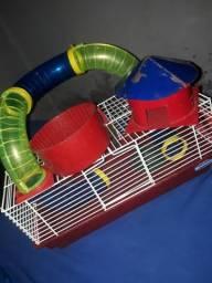 Gaiola de hamster (negociável)