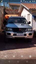 Pajero 2.8 Diesel Sport intercooler ano 2000/01 - 2001