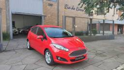 New Fiesta 1.6 SEL Automático 2017 única dona completo 43 mil KM