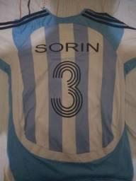 Camisa Seleção Argentina 2006 (Sorin - 3)