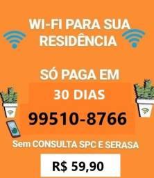 Internet internet wifi sem redução