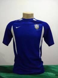 Camisa da Seleção do Brasil 2002 Nike