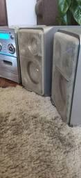 Caixa de som em otimo estado de conservação