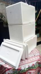 Vendo Caixas de Isopor