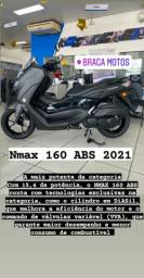 Nmax 160 ABS 21/21 Entrada R$ 6.480,00
