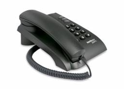 Telefone Pleno Preto S/ Chave Intelbras