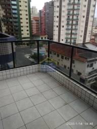 Apartamento à venda com 2 dormitórios em Tupi, Praia grande cod:AN4207