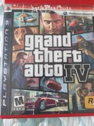 Jogo Grand Theft Auto IV (gta 4) Para Ps3
