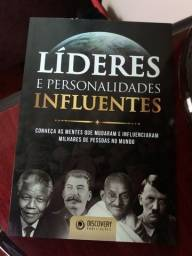 Livro - Lideres e personalidades influentes