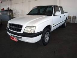 S10 2002/2003 2.4 MPFI 4X2 CS 8V GASOLINA 2P MANUAL