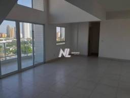 Apartamento duplex para alugar em Lagoa Nova, com 3 suítes, por R$ 3.000/mês