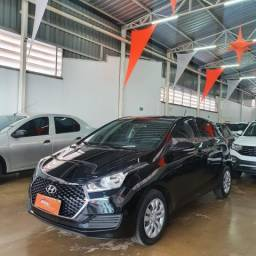 Hyundai HB20 Comfort Plus 1.0 Preto