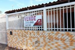 Casa com 02 dormitórios no Afonso Pena