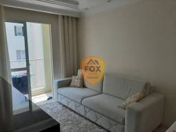Apartamento com 2 dormitórios à venda, 59 m² por R$ 265.000 - Campo Comprido - Curitiba/PR
