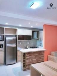 Apartamento à venda com 2 dormitórios em Barreiros, São josé cod:2043