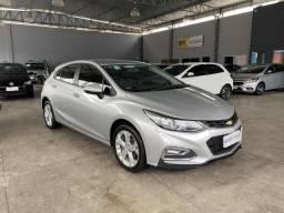 GM - CHEVROLET CRUZE CRUZE SPORT LT 1.4 TURBO AUTOMÁTICO 2018 PRATA