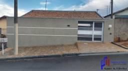 Casa para Venda em Olímpia, Jardim Luiz Zucca, 2 dormitórios, 1 banheiro, 3 vagas