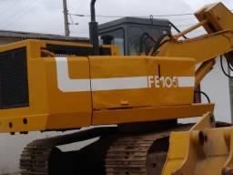 Escavadeira FE 105 ano 89
