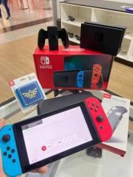 Nintendo switch, melhor preço é aqui!
